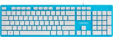 Natec Discus Keyboard Blue