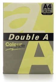 Double A Colour Paper A4 500 Sheets Cheese