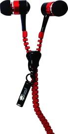 Austiņas FreeStyle Zip Universal Red