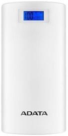 Ārējs akumulators ADATA S20000D White, 20000 mAh