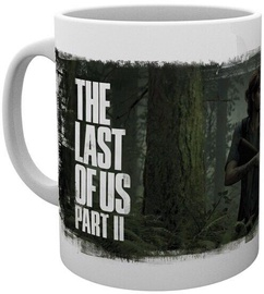 The Last of Us Part II Key Art Cup