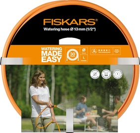 Fiskars Q4 Watering Hose 1/2'' 30m