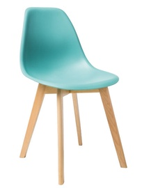 Ēdamistabas krēsls Signal Meble Moris Mint, 1 gab.