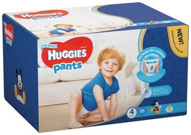 Huggies Pants Boy S4 72