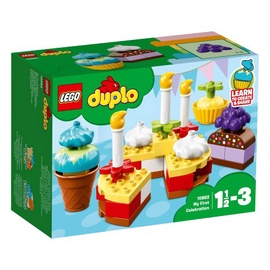 Konstruktors Lego Duplo My First Celebration 10862