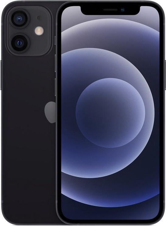 Mobilais telefons Apple iPhone 12 mini Black, 64 GB