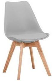 Ēdamistabas krēsls Extom Meble Setra Grey