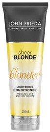 Matu kondicionieris John Frieda Sheer Blonde Go Blonder Lighting Conditioner, 250 ml