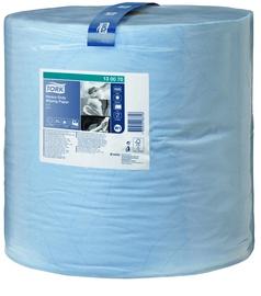 Tork Heavy Duty Wiping Paper 340m 1pcs Blue