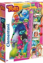 Clementoni Double Fun Puzzle DreamWorks Trolls 30pcs 20318