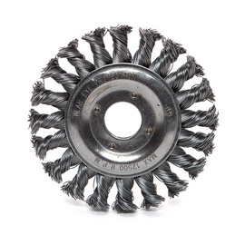 Falcon Wire Wheel Brush 100mm