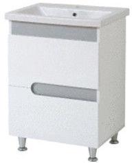 Vento Palermo PL-65 Cabinet 450x750x650mm White
