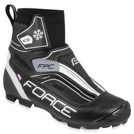 Force Ice MTB Winter Black/White 40