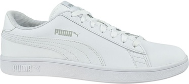 Puma Smash V2 Shoes 365215-07 White 46