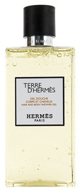 Hermes Terre D Hermes Shower Gel 200ml