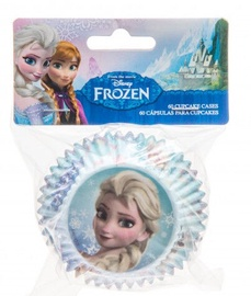 Frozen Ice Country Cupcake Forms 60pcs