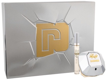 Parfimērijas ūdens Paco Rabanne Lady 1 Million Lucky 80 ml EDP + 10 ml EDP