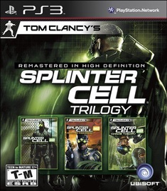 Tom Clancy's Splinter Cell Trilogy: 3 Full Games PS3