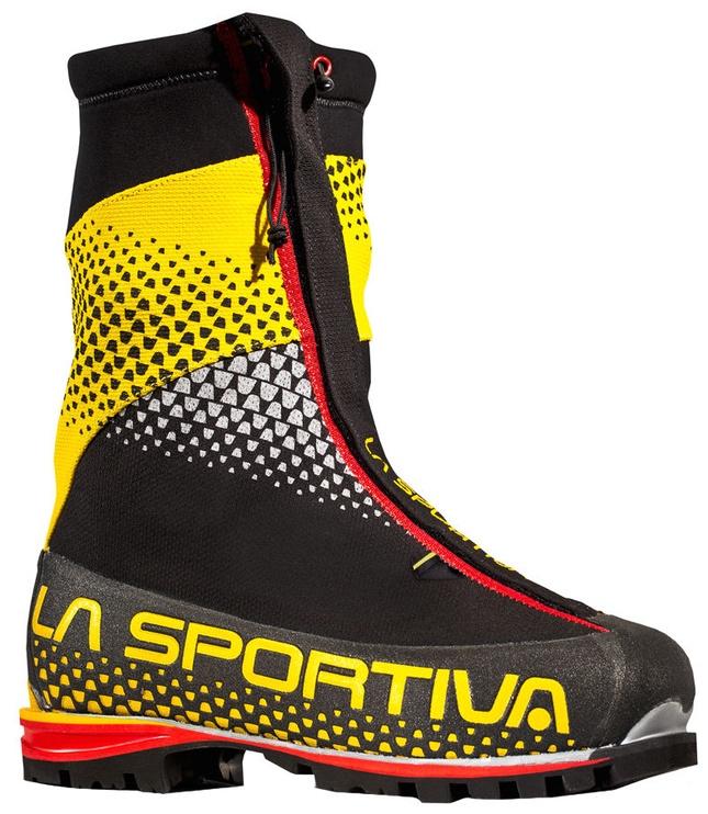 La Sportiva G2 SM Black Yellow 40