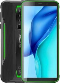 Mobilais telefons Blackview BV6300, zaļa, 3GB/128GB