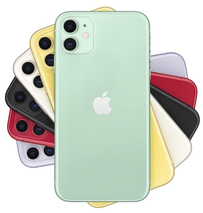 Mobilais telefons Apple iPhone 11 Green, 4GB/64GB