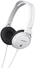 Austiņas Sony MDR-V150W White