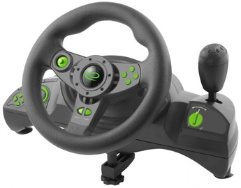 Esperanza Nitro Steering Wheel Black