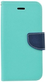 Mocco Fancy Book Case For Huawei P20 Mint/Blue