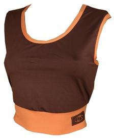 Bars Womens Top Brown/Orange 112 M