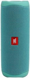 Bezvadu skaļrunis JBL Flip 5 Teal, 20 W