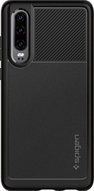 Spigen Rugged Armor Back Case For Huawei P30 Black