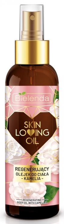 Масло для тела Bielenda Skin Loving Oil Camellia, 150 мл