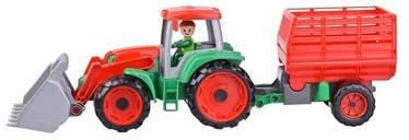 Lena Truxx Tractor w/ Trailer 4428