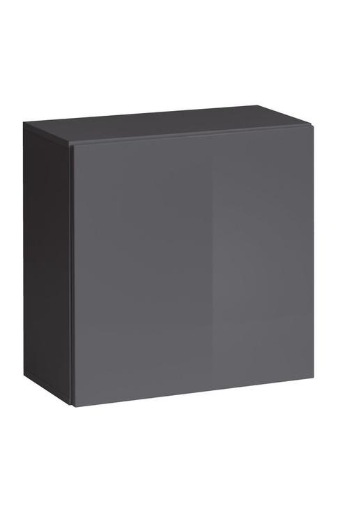 Dzīvojamās istabas mēbeļu komplekts ASM Switch XV Wotan Oak/Graphite