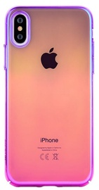Devia Aurora Back Case For Apple iPhone X/XS Purple/Blue