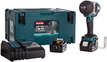 Makita DTW1002RTJ Cordless Impact Wrench Set