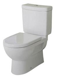Jika Mio/Cubito WC Seat & Cover White
