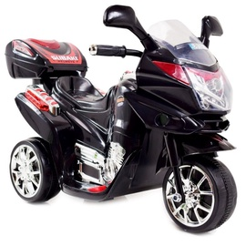 Strong 2 Motorcycle With Storage Box ST-C051 Black