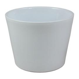 Puķu pods Cermax 440 Flower Pot 12cm White