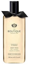 Гель для душа The English Bathing Company Boutique Grapefruit & Verbena, 500 мл
