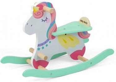 Milly Mally Lucky 18 Rocking Horse Unicorn