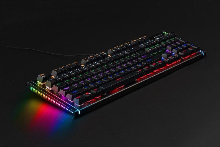 Gembird UMW-01 Mechanical Gaming Keyboard US Black