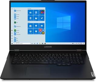 """Klēpjdators Lenovo Legion 5 17IMH05H, Intel® Core™ i7-10750H, spēlēm, 16 GB, 1250 GB, 17.3 """""""