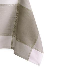 Galdauts AmeliaHome Sevran, brūna/balta, 4000 mm x 1400 mm