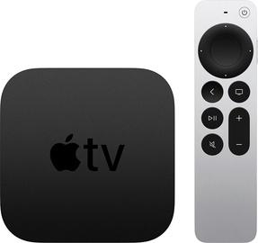 Digitālais uztvērējs Apple TV 4K, 9.8 cm x 9.8 cm x 3.5 cm