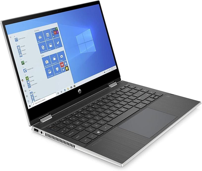 Ноутбук HP Pavilion x360 14-dw0006nw PL, Intel® Core™ i5, /, 8 GB, 512 GB, 14 ″