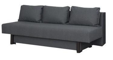 Dīvāns Bodzio Afrodyta Noble Grey, 200 x 88 x 71 cm