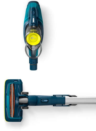 Putekļsūcējs-slota Philips SpeedPro FC6727/01