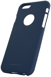 Mercury Soft Surface Matte Back Case For Samsung Galaxy Note 8 Midnight Blue