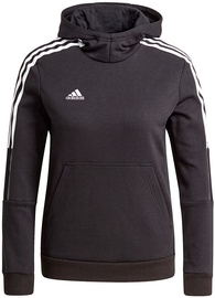 Джемпер Adidas Tiro 21 Sweat Hoodie GM7326 Black 140 cm